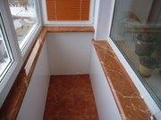 Остекление балконов и лоджий под ключ . Минск